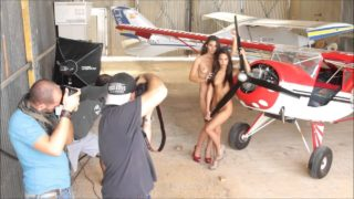 Nude Photography Workshop with Playboy Playmate @ photo tours mallorca – 3:07 (+ more)