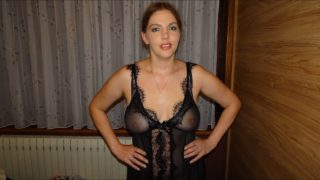 TRY ON HAUL NIGHTIE LINGERIE SHEIN (see-through)