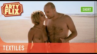 Blonde nudist @ 2:23 (sequences with bush will follow)
