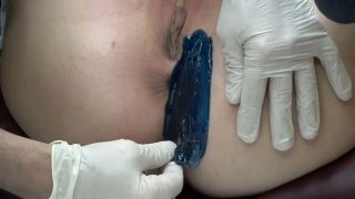 How to wax your B hole