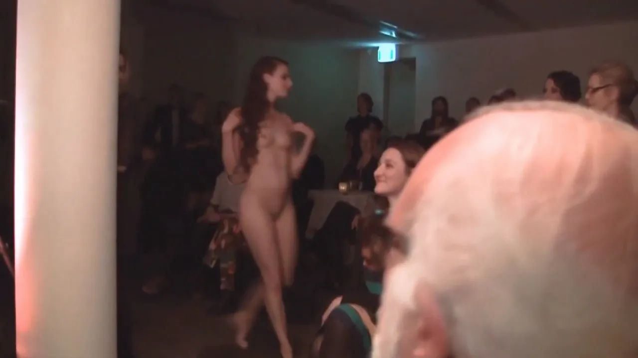 Compilation of just about every nude fashion show clip ever seen on youtube - YTboob