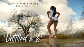 S1:E6 Abstract Art Action Body Painting 'Untitled 6' Roots • GD Films • …